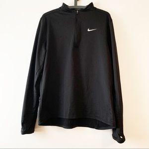 NIKE | Running Dri-Fit Half-Zip Sweater